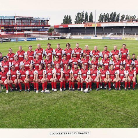 2006 - 2007 Squad