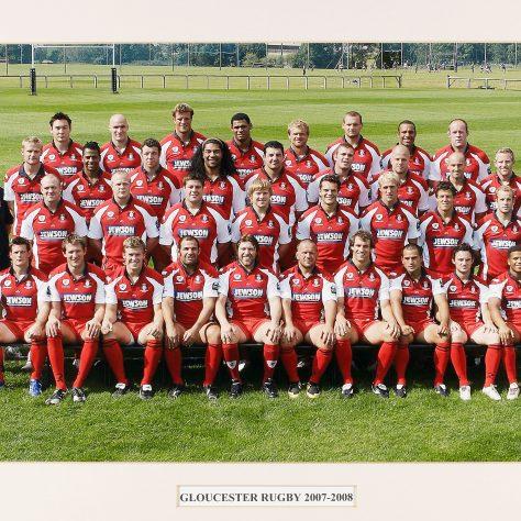 2007 - 2008 Team