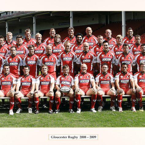 2008 - 2009 Team