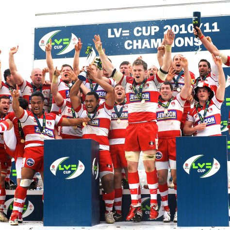 2010 - 2011 Team winners of the LV Cup 20-3-11