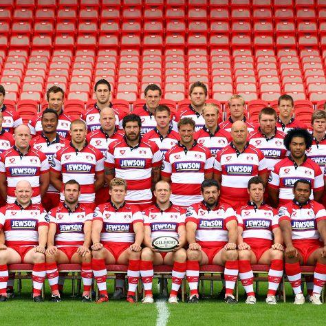 2010 - 2011 Squad