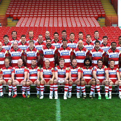 2011 - 2012 Squad