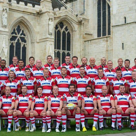 2012 - 2013 Squad