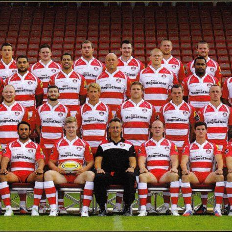 2013 - 2014 Squad