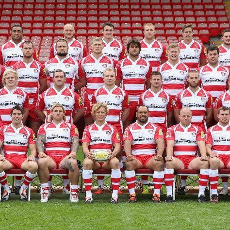 2014 - 2015 Squad