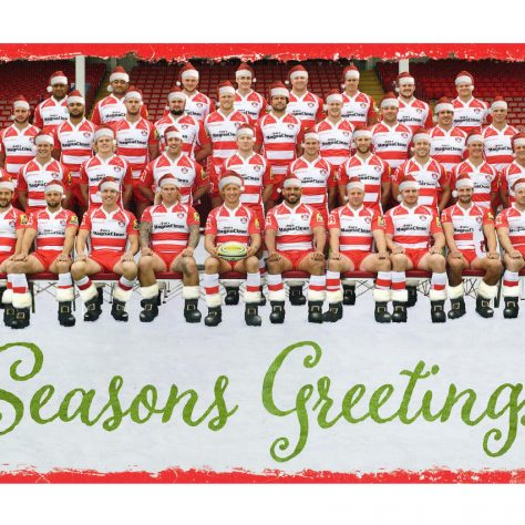2014 - 2015 Squad Christmas card