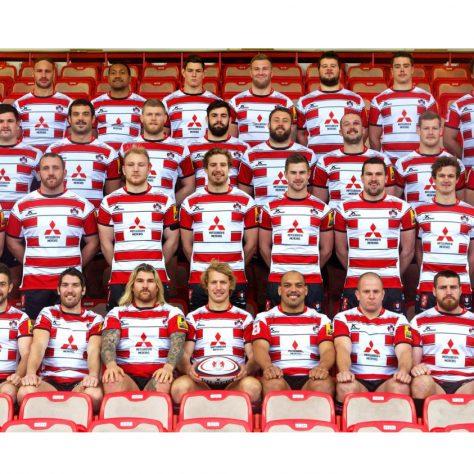2015 - 2016 Squad