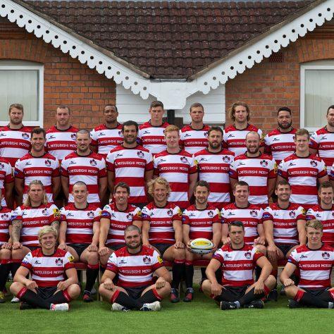 2016 - 2017 Squad