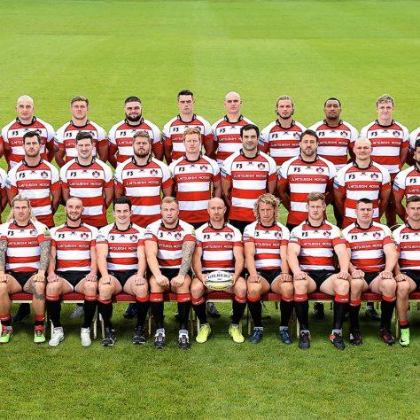 2017 - 2018 Squad