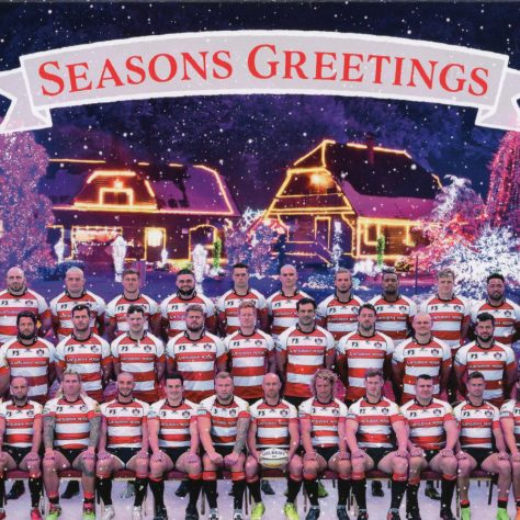 2017 - 2018 Squad Christmas Card