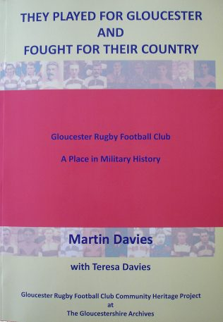 They Played for Gloucester and Fought for their Country