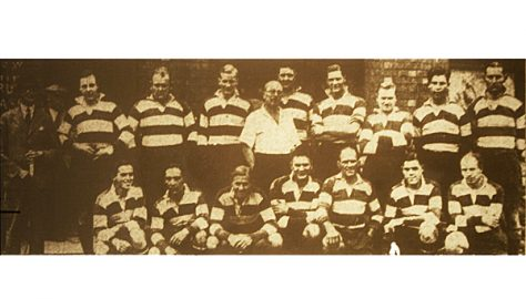 Gloucester v. Services Teams in WW2.