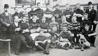 Gloucester Match Reports 1873-1900
