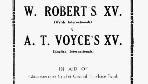 Tom Voyce XV Matches