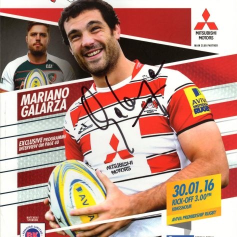 Mariano Galarza 2018