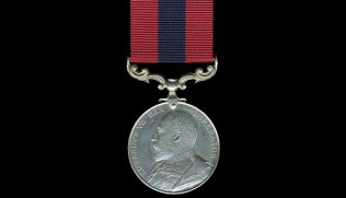 """LANE, Henry """"Harry"""" William, 1884-1918, Distinguished Conduct Medal (DCM)"""