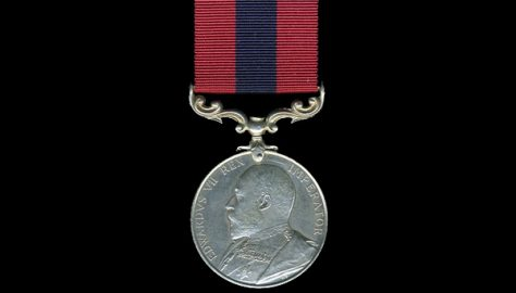 "Henry ""Harry"" William Lane, 1884-1918, Distinguished Conduct Medal (DCM)"