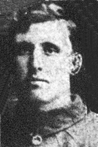 SAUNDERS, Arthur, 1891 – 1916, Military Medal (MM) 1916