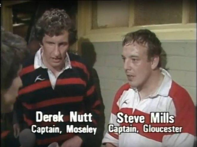 John Player Cup Final 1 May 1982