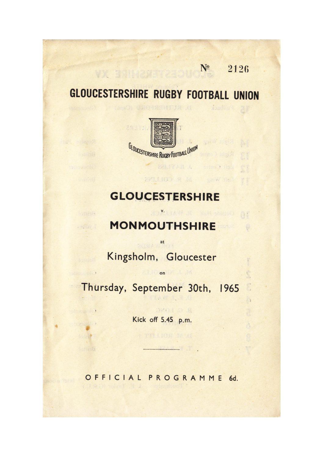 1965 - 66