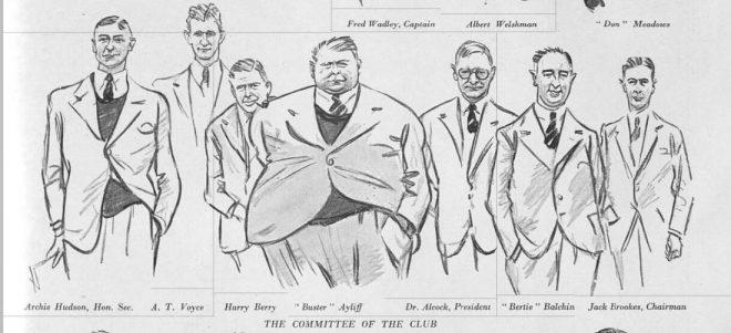 The Bystander Cartoons - 1934