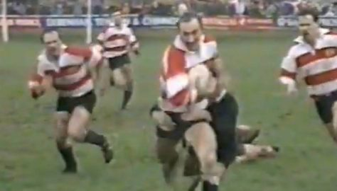 1990 - 27 Jan;   Wasps v Gloucester;  3rd Round Pilkington Cup