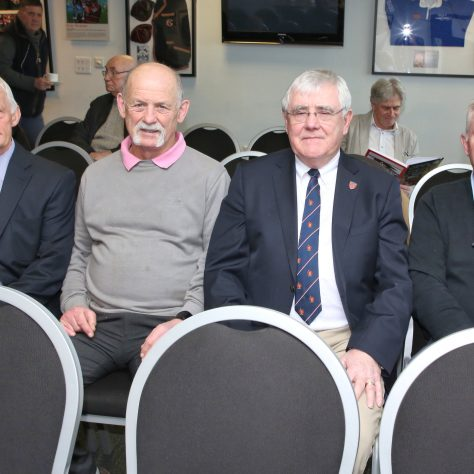 (Back Malcolm Preedy, Peter Ford, John Chandler (Front) John Dix,  Paul Williams, Fred Reed, Ron Etheridge | (c) Tony Hickey