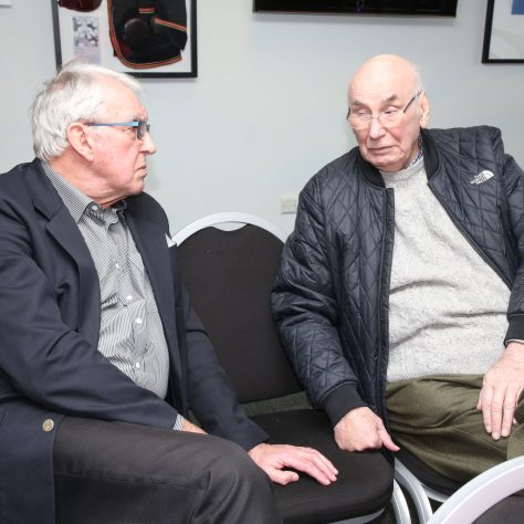 Hal Symonds,   Peter Ford | (c) Tony Hickey