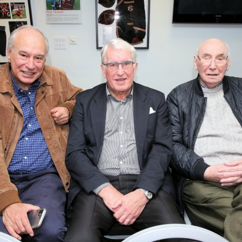John Simonett,   Hal Symonds,  Peter Ford | (c) Tony Hickey