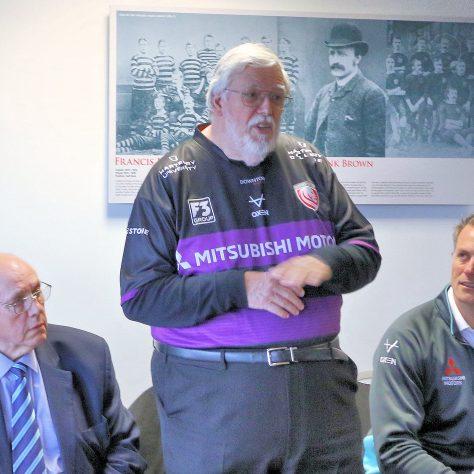 Mike Burton, Malcolm King,  Alex Brown | (c) Tony Hickey