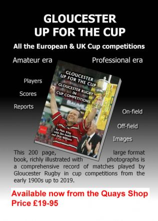Gloucester Up for the Cup