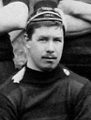Ronald Grist  Image taken from the 1890 Team photo.