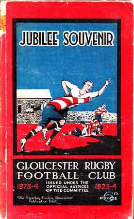Fifty Year Jubilee book, 1873/74-1923/24