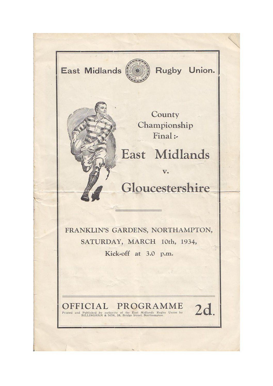 1933 - 34
