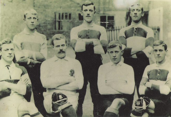 Hall, The 7 brothers who played for Gloucester