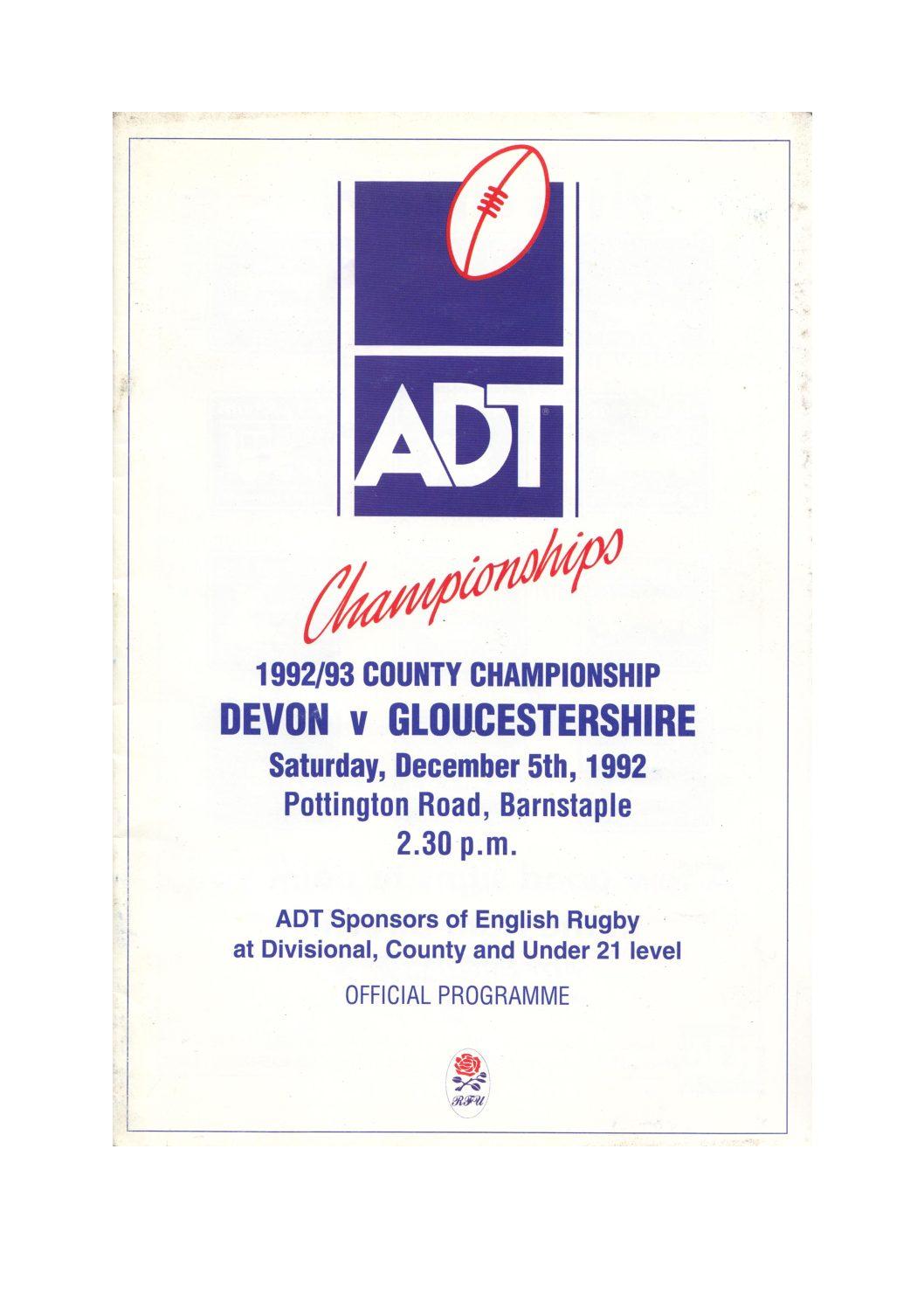 1992 - 93