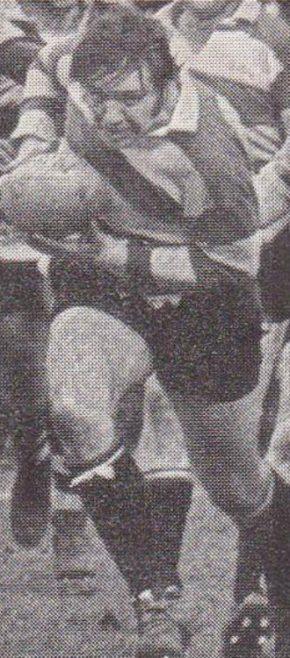 Alan Brinn on the charge