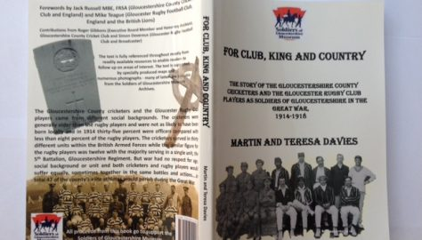 For Club, King and Country.