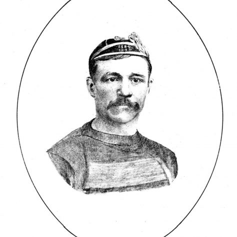 Tommy in 1891.   Magpie.