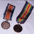 A list of Gloucester RFC Gallantry & Military Medal Winners