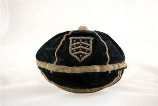 J.W.Bayley's Gloucester Cap | Photograph courtesy of his grandson, Cedric McMillan