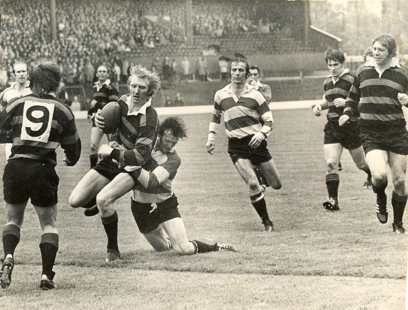 Bayliss John Player Profiles Gloucester Rugby Heritage