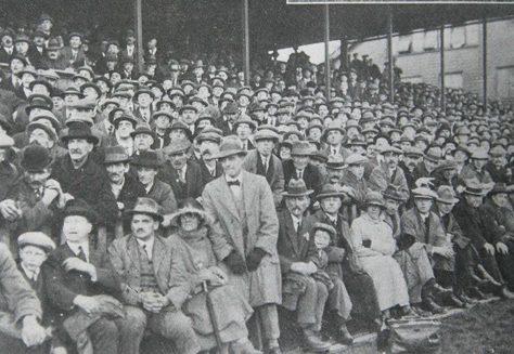 Kingsholmcrowd, 1927