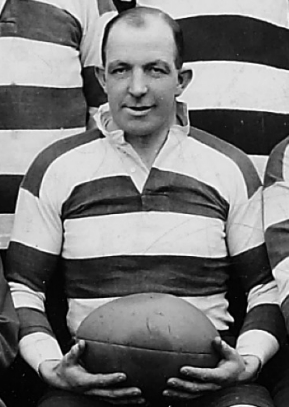Gloucester captain 1931-32