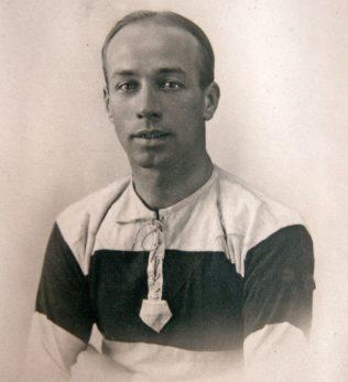 Tom in 1924.