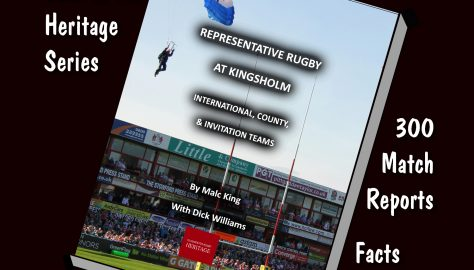 Representative Rugby at Kingsholm