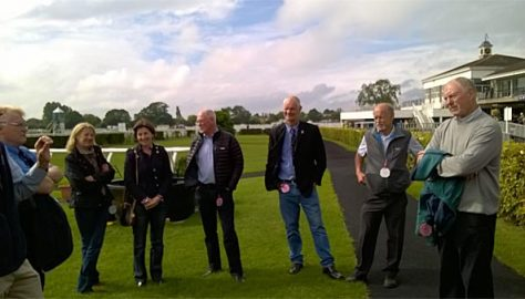 Players' Association Race Day at Stratford Races
