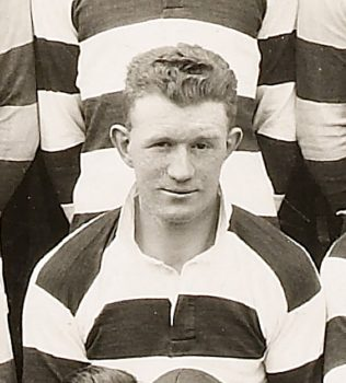 Image of Tom Voyce as a young player